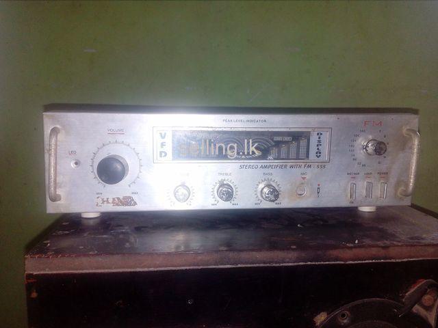 Toshiba amp liper