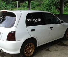 Starlet EP91 Glanza