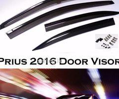 Prius 2016 Door Visor