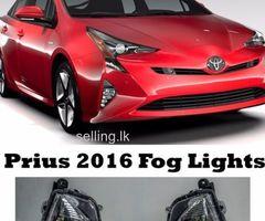 Prius Fog Light 2016