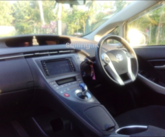 Toyota Prius 2012 S