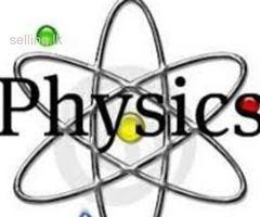 A/L PHYSICS Local/Cambridge/ Edexel
