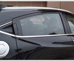 Vezel Window Trim 6 PCS