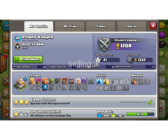 Clash of Clan(coc) TH7 Base
