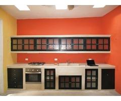 Aluminium Pantry Cupboards