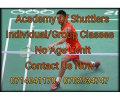 Badminton Classes