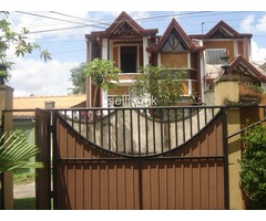 newly built upstairs house for rent in Mattegoda