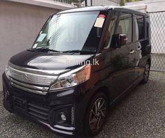 Suzuki Spacia Custom XS 2015