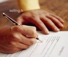 Looking for a Personal Loan with an agreement