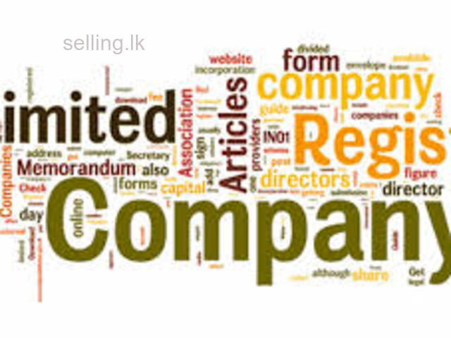 New Company Registration – Kandy