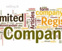 New Company Registration – Kandy