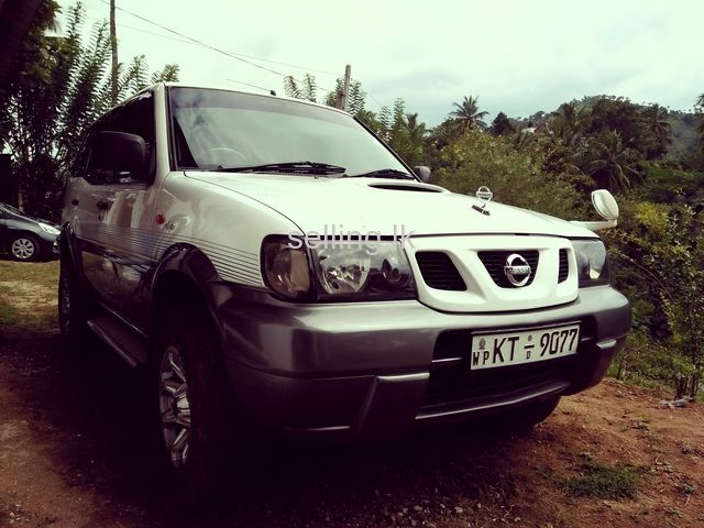 Nissan Terrano Malabe Selling Lk In Sri Lanka