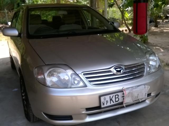 Toyota 121 Nainamadama Selling Lk Cars Property