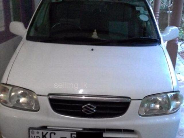 Suzuki Japan Alto (auto) 2003