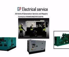 Generators service