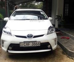 Toyota Hybrid 2014