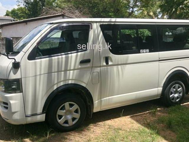 Toyota KDH 200 Malabe - selling lk in Sri Lanka