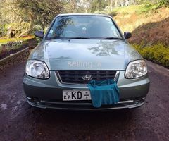 Hyundai Accent GL M
