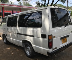 TOYOTA HIACE LH61 (shell model)