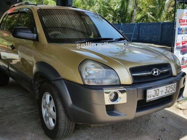 Hyundai Tucson Kurunegala Selling Lk Cars Property