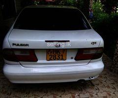 Nissan pulsar Cj-i