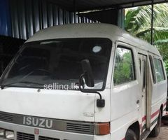 Route van for sale