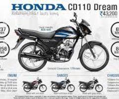 HONDA CD 110