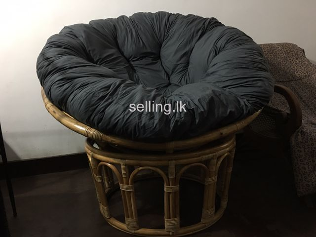 Comfortable Rattan Chair For Sale Homagama Selling Lk In