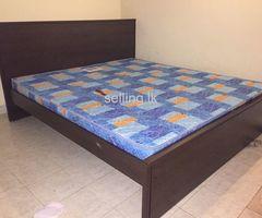 Triple Bed & Almira