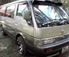 Nissan Caravan GLL