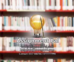 Assignment Writing Sri Lanka