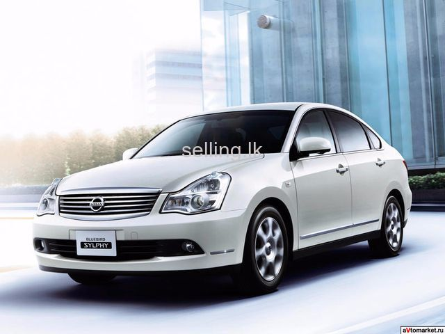 Nissan Shlphy for rent