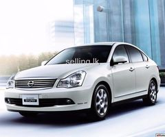 Nissan Shlphy for rent