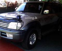 Toyota Land Cruiser TZ Prado For Sale