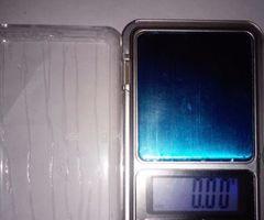 Digital Pocket Scale 300g x 0.01g