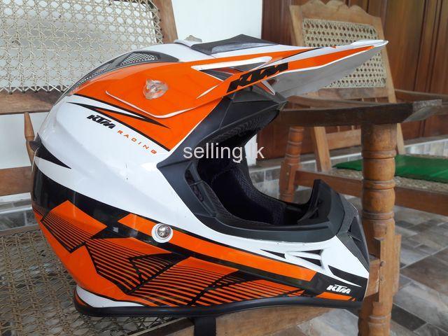 KTM helmat