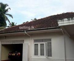 immediate sale of House on 130 perch fertile land