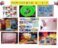 PARTY SHOP / PARTY SUPPLIES