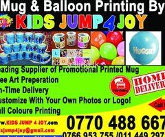 MUG PRINTING BY KIDS JUMP 4 JOY
