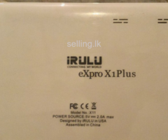 "10.1"" Tablet (X1+ By Irulu)"