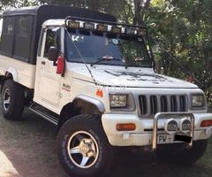 Mahindra bolero Maxi Truck 2013