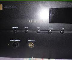 JBL JSR-635 AV Reciver
