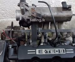 Used Chevrolet Daewoo Engine