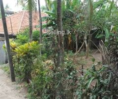 Land and One Story House for SALE - Rajagiriya