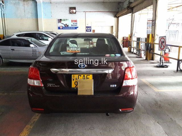 Toyota    Axio       Hybrid    G grade Colombo 08  sellinglk in Sri
