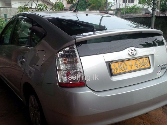 TOYOTA PIRUS  FOR SALE  QUICK!