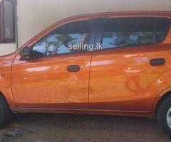 Suzuki alto k10 vxi