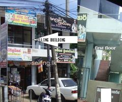 3 storied building sale in kandy pilimathalawa town