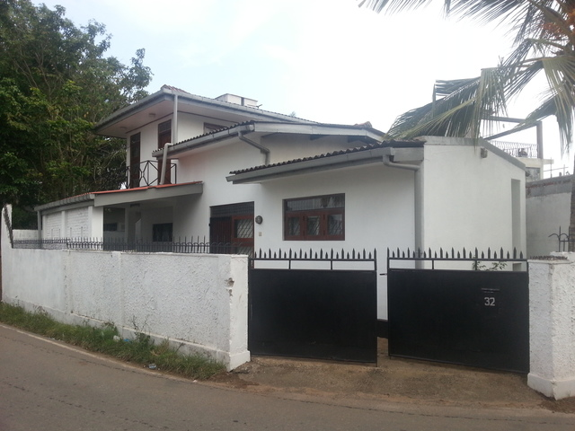 2 storied House in Dehiwela