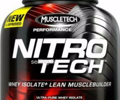 Nitro tech suppliment